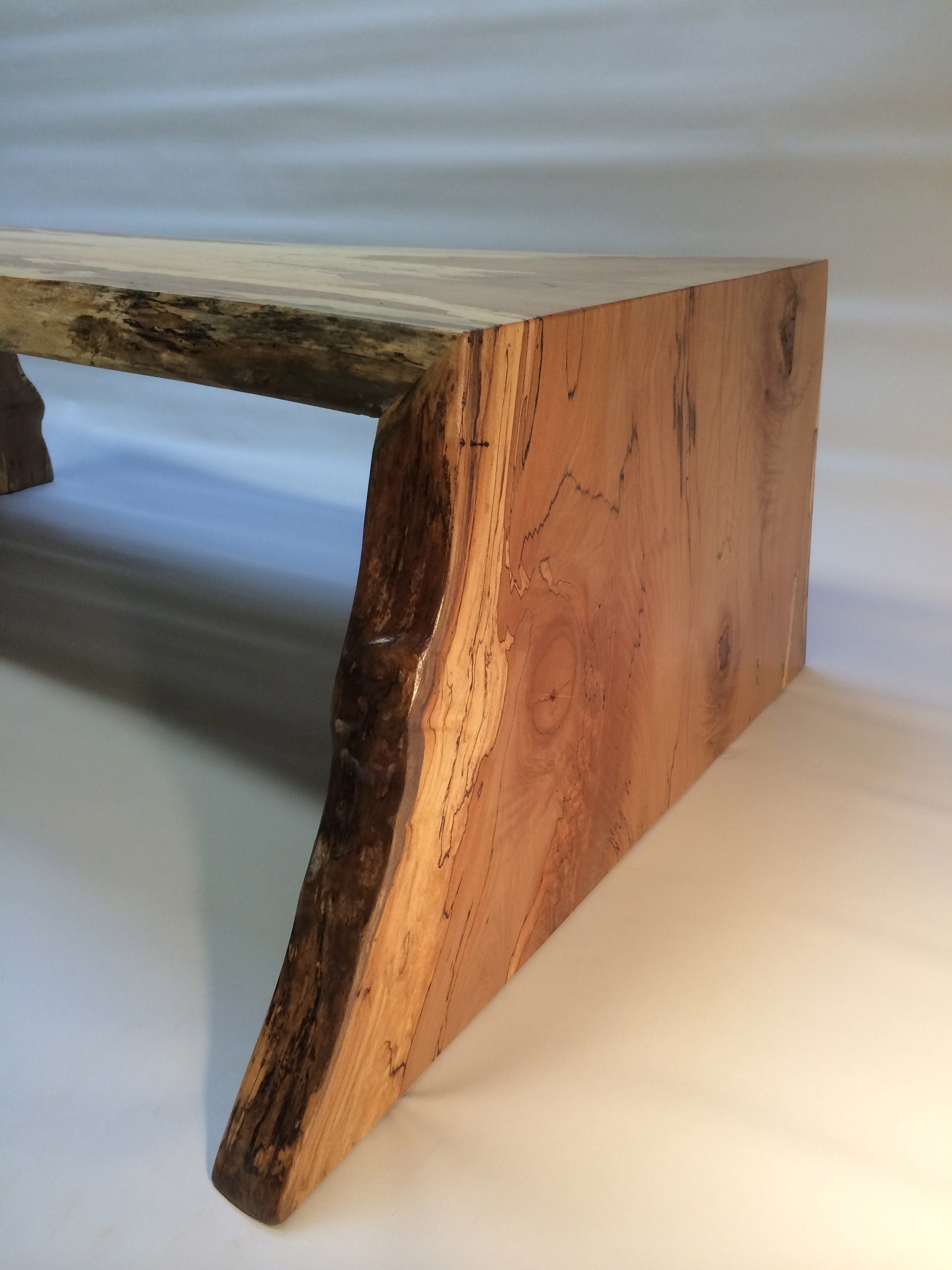 Sycamore Maple Coffee Table The Wood Shop
